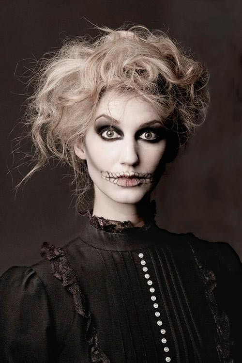 Best ideas about Halloween Hairstyles . Save or Pin Tips for The Perfect Halloween Hair Now.
