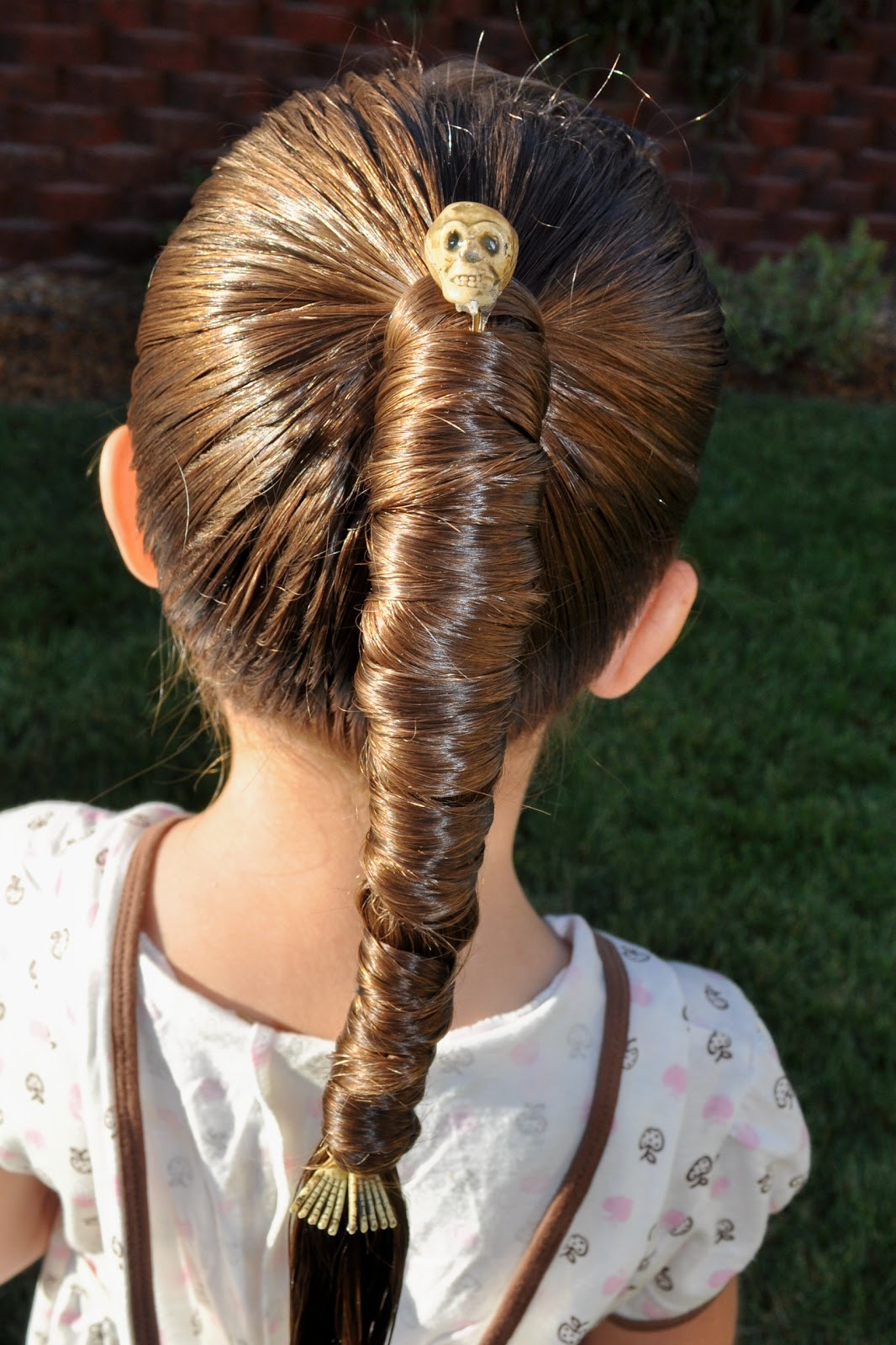 Best ideas about Halloween Hairstyles . Save or Pin Princess Piggies Halloween Hairdos The Mummy Now.