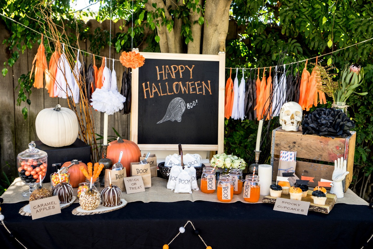 Best ideas about Halloween Theme Birthday Party . Save or Pin 18 Halloween Birthday Party Ideas To Plan A Perfect e Now.