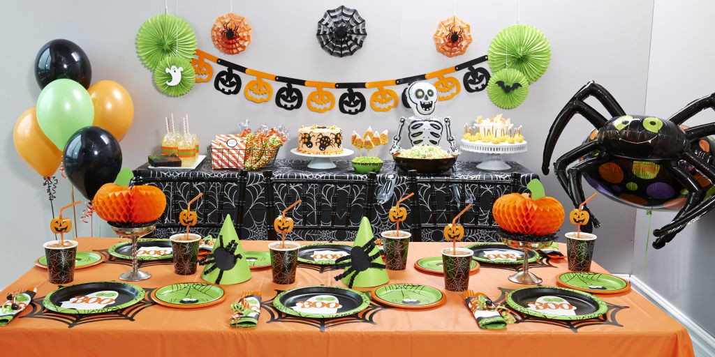 Best ideas about Halloween Theme Birthday Party . Save or Pin Halloween Birthday Party Now.