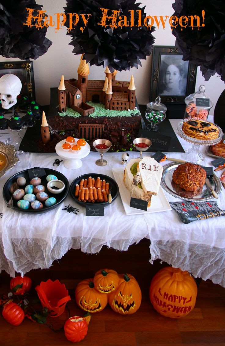 Best ideas about Halloween Theme Birthday Party . Save or Pin 13 best images about Halloween on Pinterest Now.
