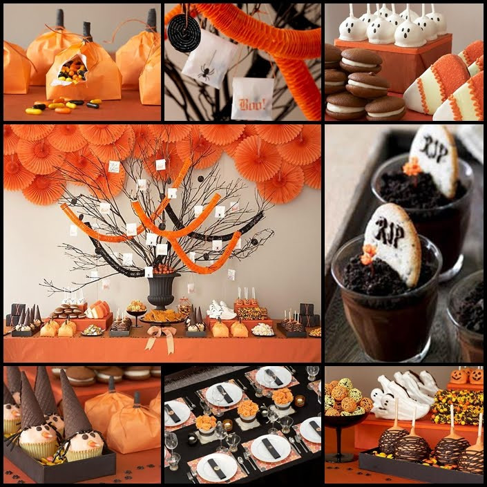 Best ideas about Halloween Theme Birthday Party . Save or Pin Halloween Party Themes Now.
