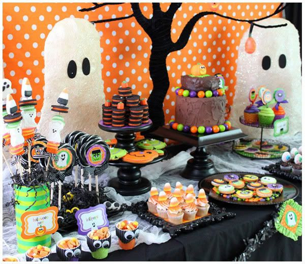 Best ideas about Halloween Theme Birthday Party . Save or Pin 1000 ideas about Halloween Party Themes on Pinterest Now.