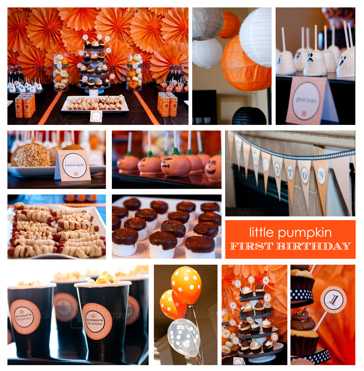 Best ideas about Halloween Theme Birthday Party . Save or Pin Pumpkin Birthday Party Ideas Now.
