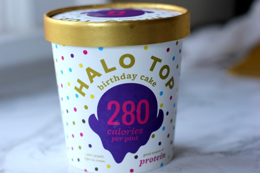 Best ideas about Halo Top Birthday Cake . Save or Pin The Best New Halo Top Flavors I Heart Ve ables Now.