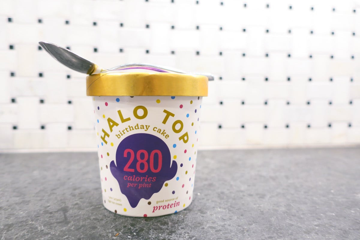 Best ideas about Halo Top Birthday Cake . Save or Pin July Recap Now.