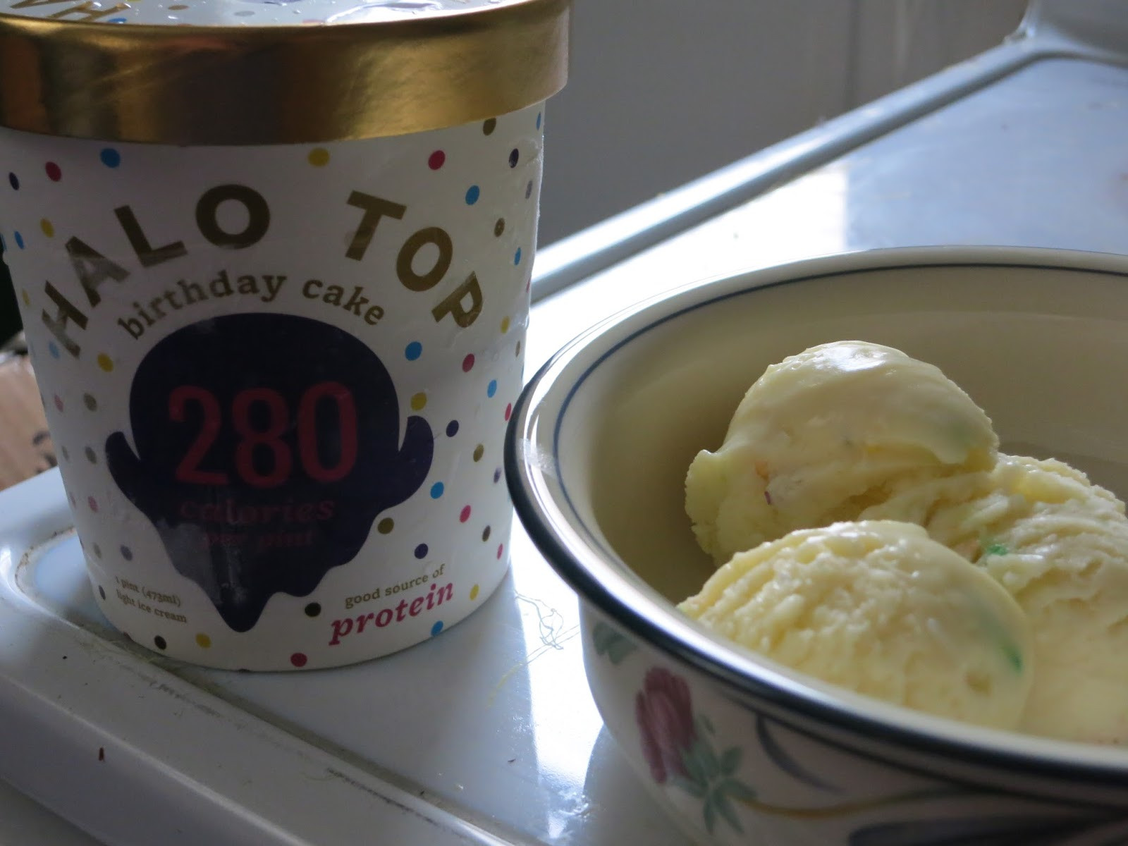 Best ideas about Halo Top Birthday Cake . Save or Pin Susan s Disney Family Halo Top healthy Ice Cream that Now.