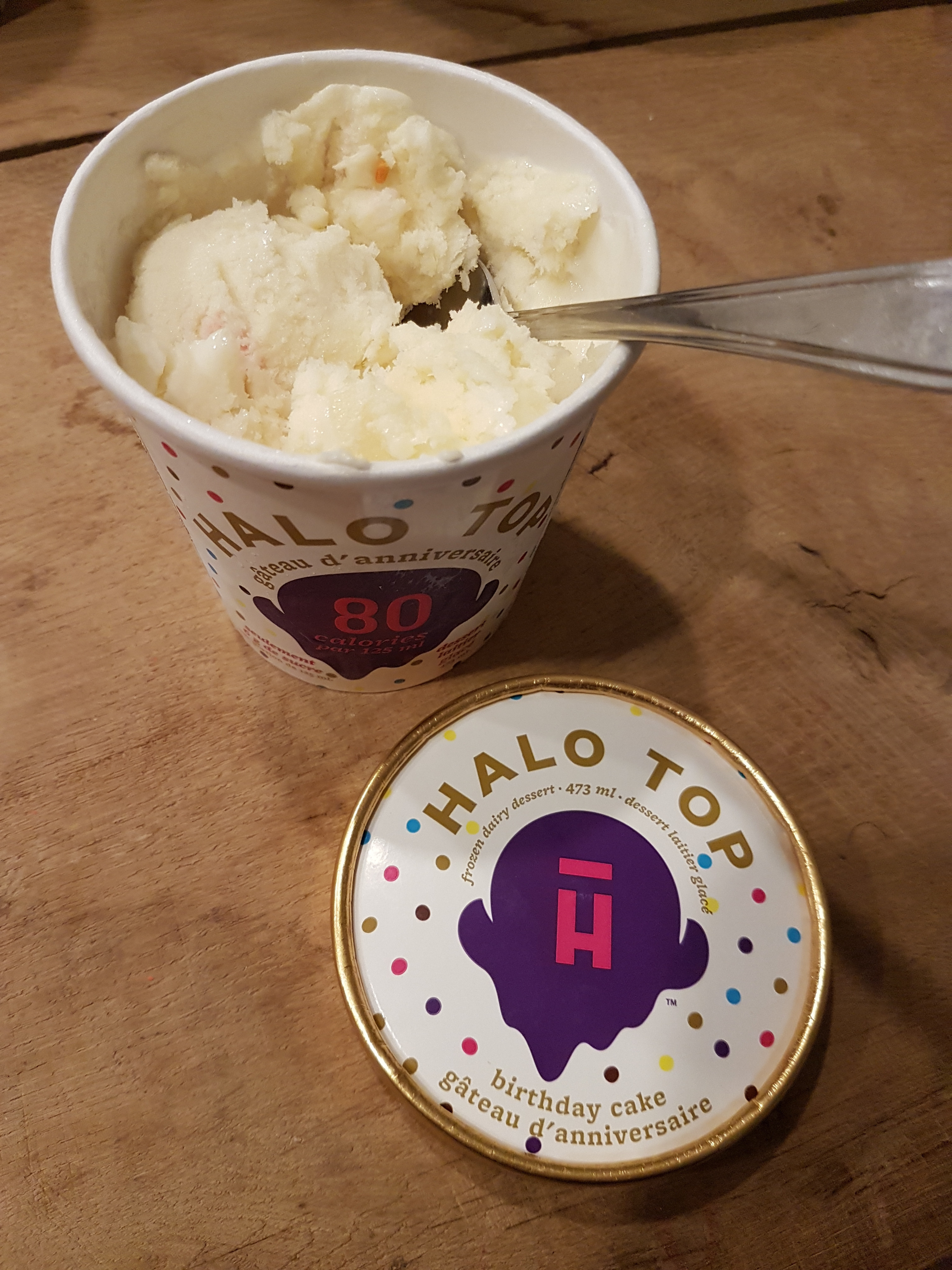 Best ideas about Halo Top Birthday Cake . Save or Pin Halo Top Birthday Cake reviews in Frozen Desserts Now.