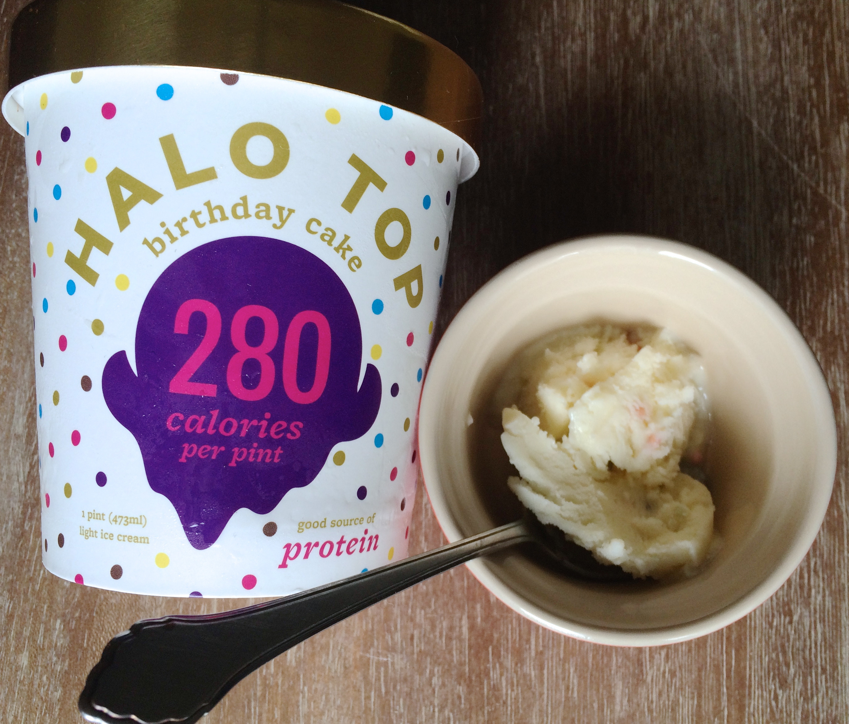 Best ideas about Halo Top Birthday Cake . Save or Pin Best Light Ice Cream Arctic Zero vs Halo Top Ruff Tuff Now.