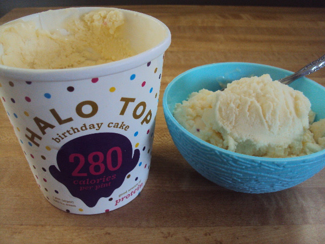 Best ideas about Halo Top Birthday Cake . Save or Pin Flour Me With Love High Protein Low Sugar Halo Top Ice Cream Now.