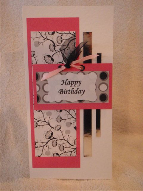 Best ideas about Handmade Birthday Card Ideas . Save or Pin exemstimil happy birthday cards homemade Now.