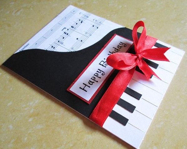 Best ideas about Handmade Birthday Card Ideas . Save or Pin 35 Beautiful Handmade Birthday Card Ideas Now.
