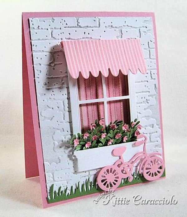 Best ideas about Handmade Birthday Card Ideas . Save or Pin 35 Handmade Greeting Card ideas to try this Year Now.
