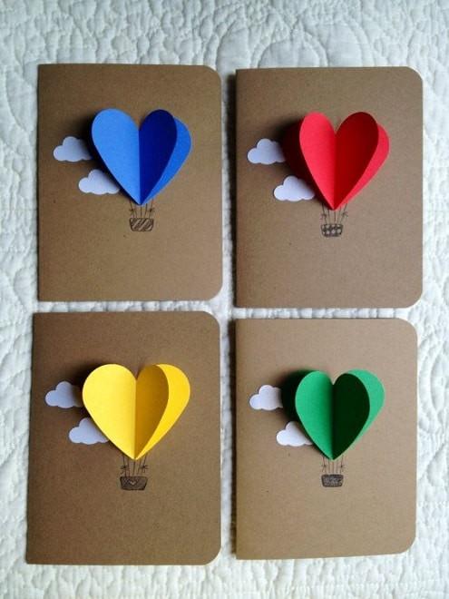 Best ideas about Handmade Birthday Card Ideas . Save or Pin 32 Handmade Birthday Card Ideas and Now.