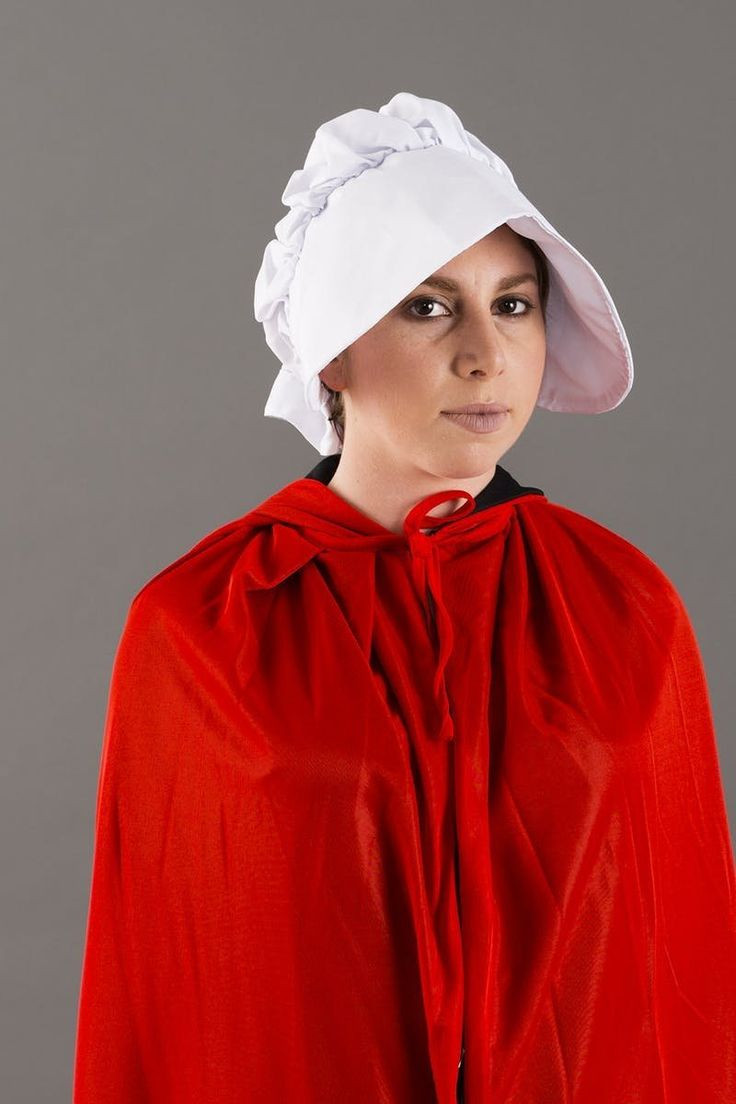 Best ideas about Handmaid'S Tale Costume DIY . Save or Pin Make a statement with this DIY fred from Handmaid's Tale Now.