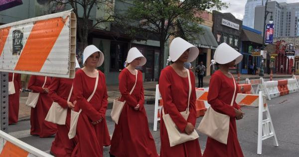 Best ideas about Handmaid'S Tale Costume DIY . Save or Pin DIY Handmaid s Tale Costume for Halloween Now.