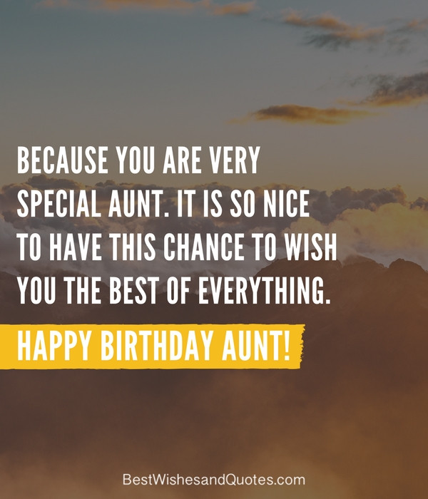 Best ideas about Happy Birthday Aunt Quotes . Save or Pin Happy Birthday Aunt 35 Lovely Birthday Wishes that You Now.