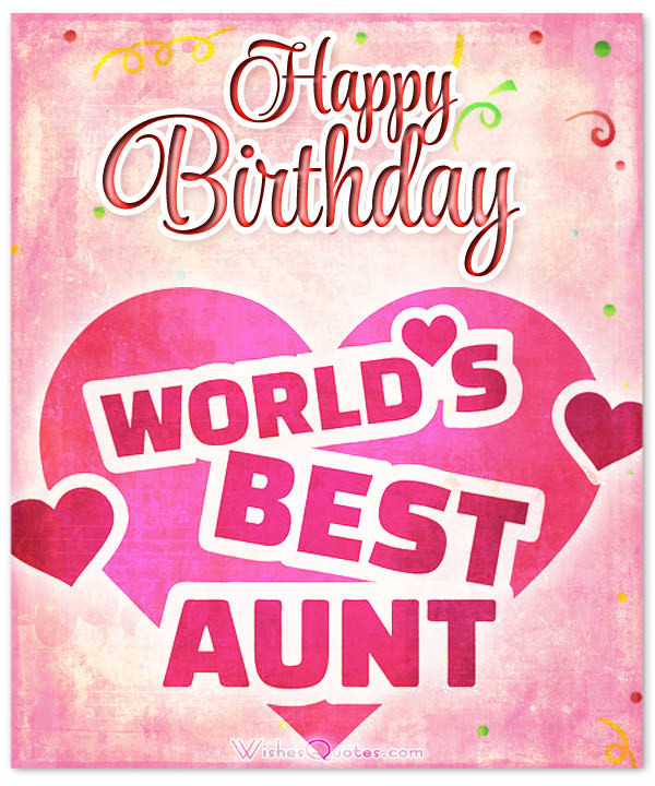 Best ideas about Happy Birthday Aunt Quotes . Save or Pin Heartfelt Birthday Wishes for Your Aunt Now.