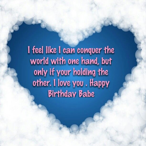 Best ideas about Happy Birthday Babe Quotes . Save or Pin 17 Best images about Happy birthday on Pinterest Now.