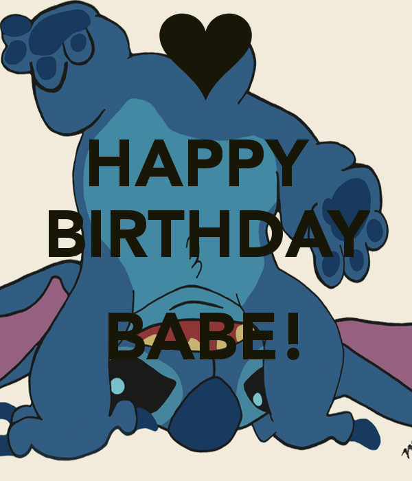Best ideas about Happy Birthday Babe Quotes . Save or Pin Happy Bday Babe Quotes QuotesGram Now.