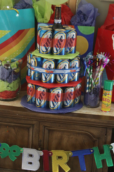 Best ideas about Happy Birthday Beer Cake . Save or Pin A Beer Cake For The Man In Your Life Now.