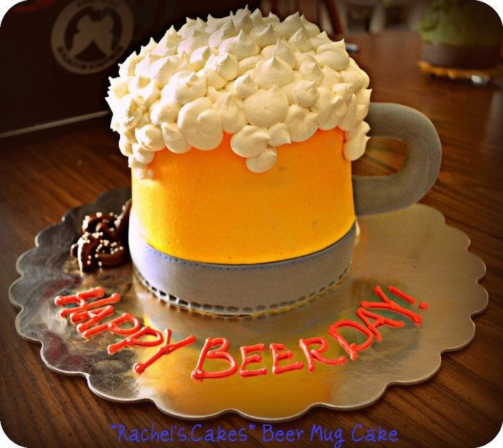 Best ideas about Happy Birthday Beer Cake . Save or Pin Best 25 Beer birthday cakes ideas on Pinterest Now.