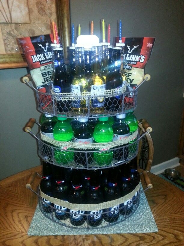 Best ideas about Happy Birthday Beer Cake . Save or Pin Happy birthday beer cake Now.