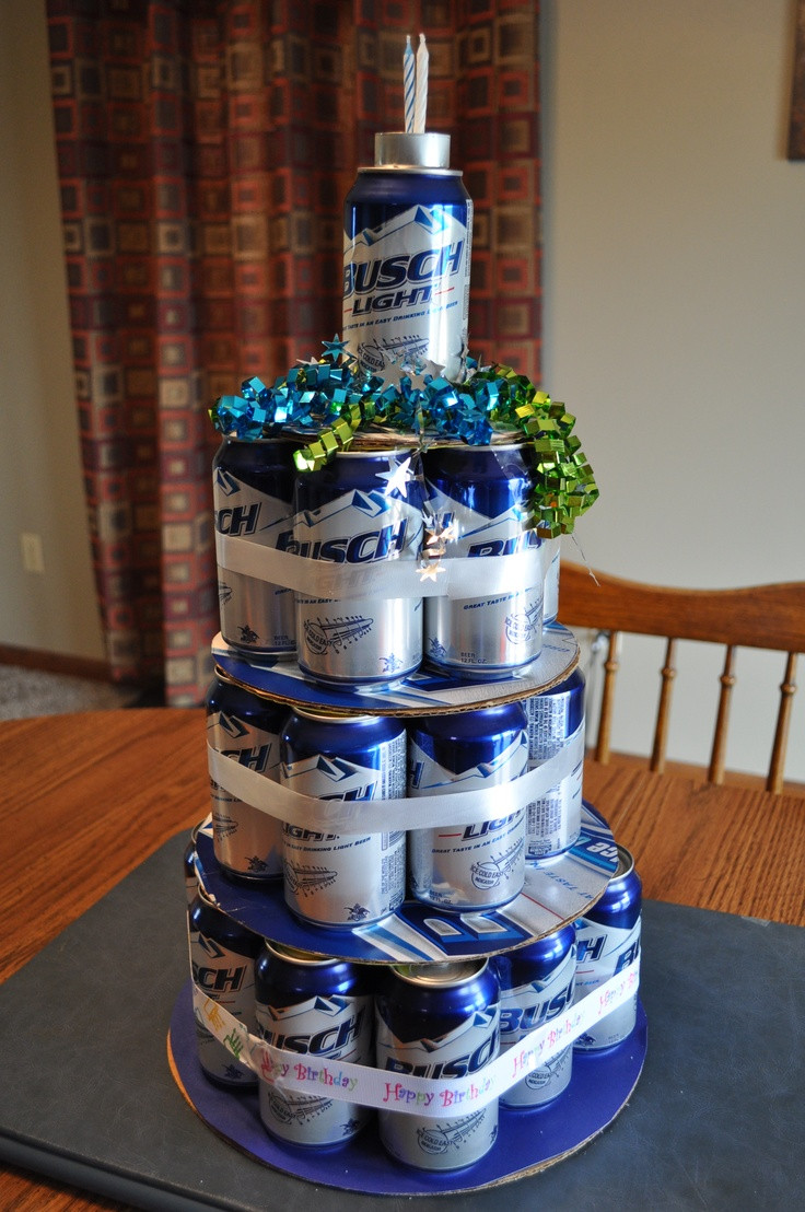 Best ideas about Happy Birthday Beer Cake . Save or Pin Beer cake Best birthday cake ever happy birthday dad Now.