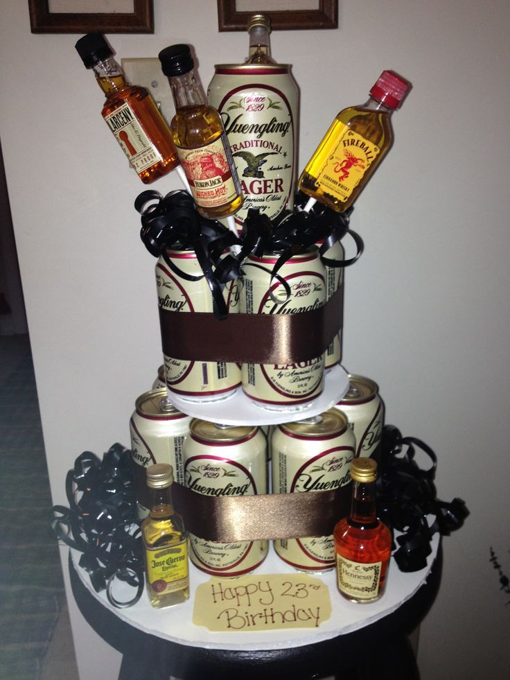 Best ideas about Happy Birthday Beer Cake . Save or Pin 48 best images about manualidades on Pinterest Now.