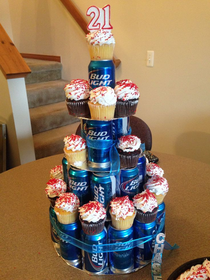 Best ideas about Happy Birthday Beer Cake . Save or Pin Beer cake Mikes bday Pinterest Now.