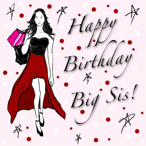 Best ideas about Happy Birthday Big Sister Quotes . Save or Pin Best 25 Happy birthday big sister ideas on Pinterest Now.