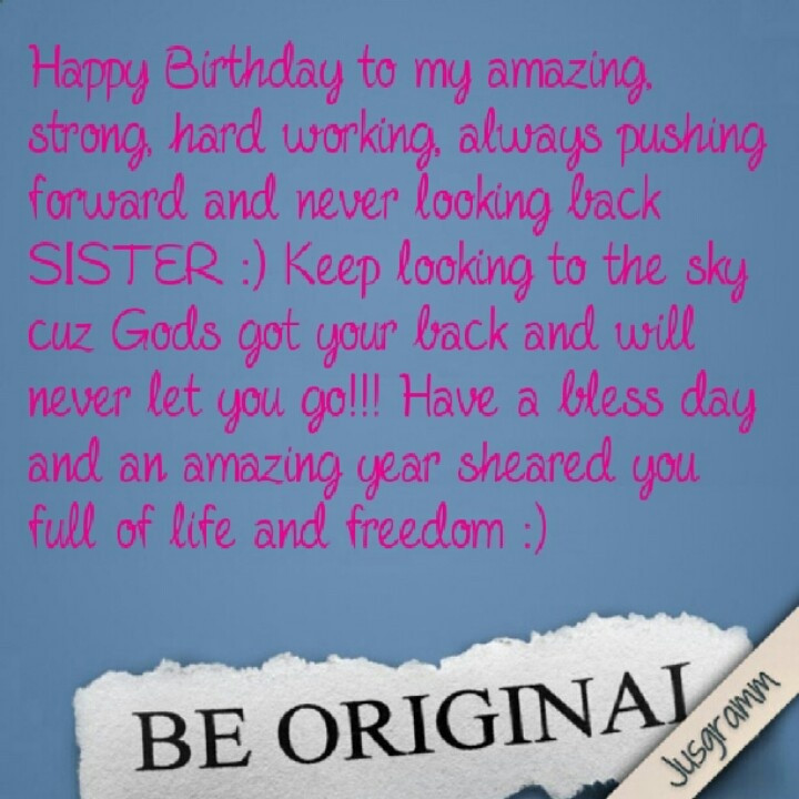 Best ideas about Happy Birthday Big Sister Quotes . Save or Pin Happy Birthday Sister L Pinterest Now.