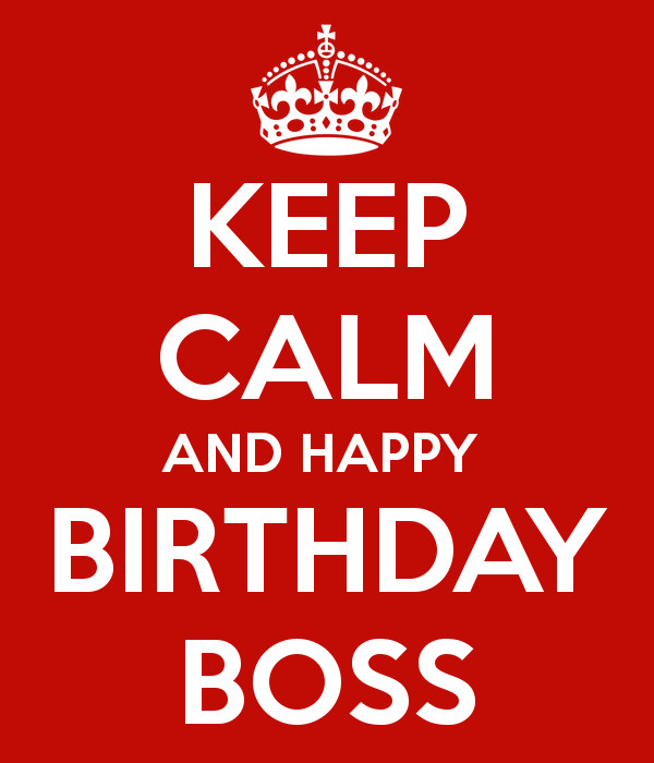 Best ideas about Happy Birthday Boss Quotes . Save or Pin Happy Birthday Boss Quotes QuotesGram Now.