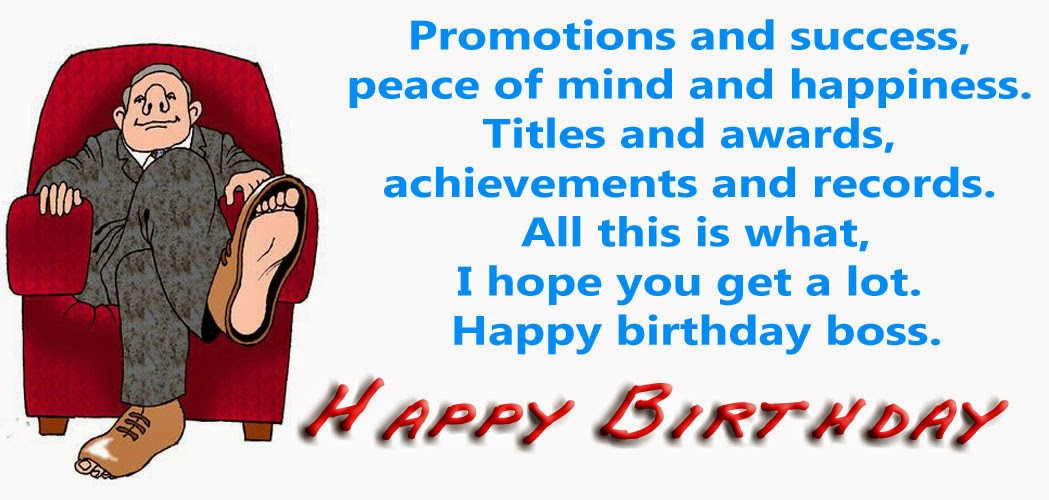 Best ideas about Happy Birthday Boss Quotes . Save or Pin Happy Birthday Boss Funny Quotes QuotesGram Now.