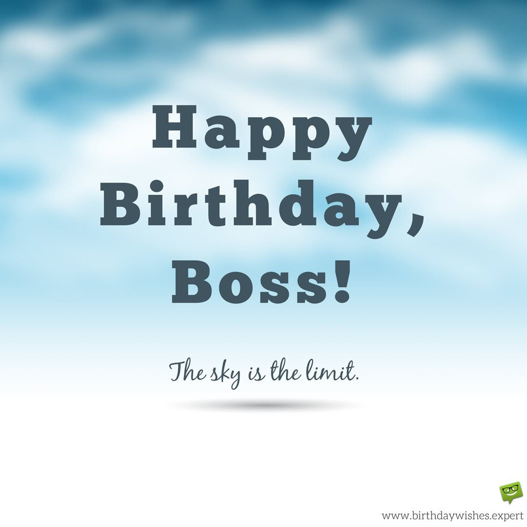 Best ideas about Happy Birthday Boss Quotes . Save or Pin Professionally Yours Happy Birthday Wishes for my Boss Now.