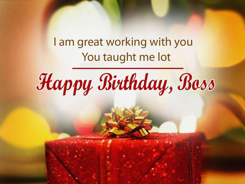 Best ideas about Happy Birthday Boss Quotes . Save or Pin Birthday Wishes For Boss Formal and Funny Messages Now.