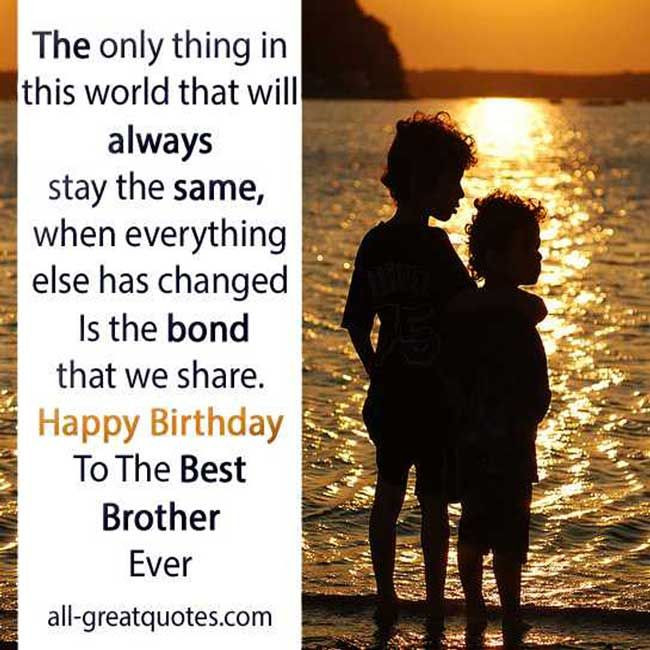 Best ideas about Happy Birthday Brother Quotes . Save or Pin 13 best happy birthday images on Pinterest Now.
