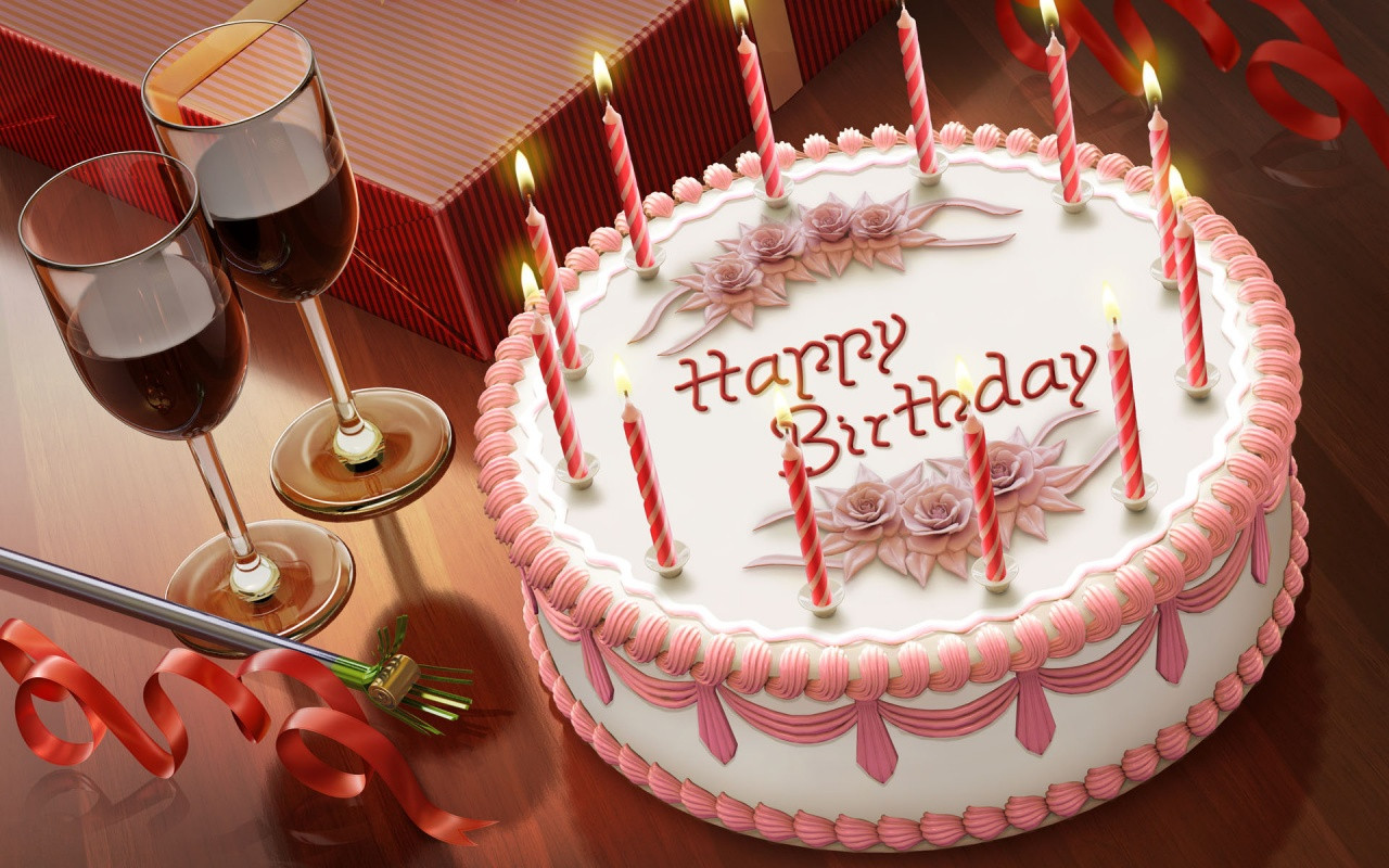 Best ideas about Happy Birthday Cake Pictures . Save or Pin happy birthday wishes ecards free Excellent Hd Now.