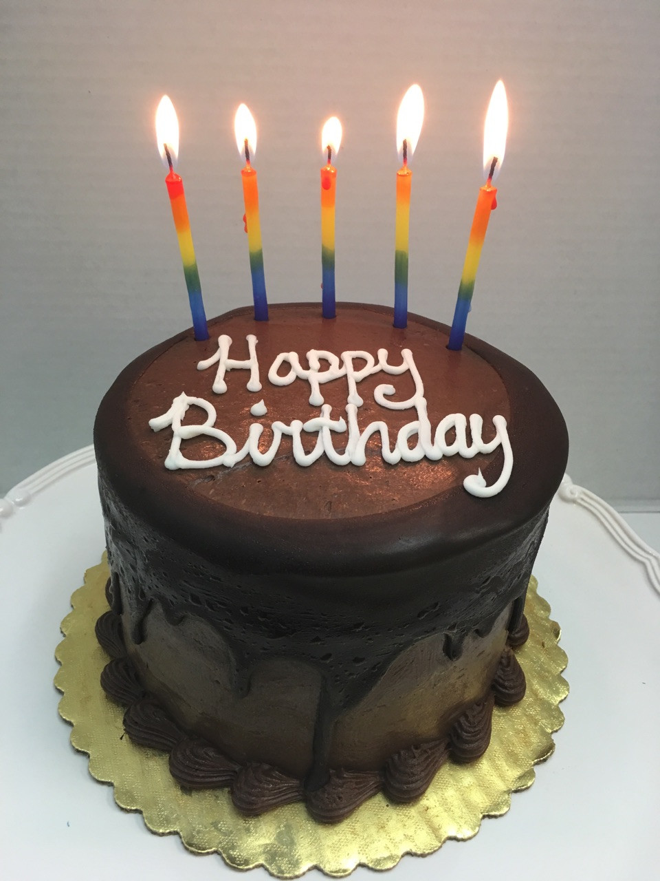 Best ideas about Happy Birthday Cake Pictures . Save or Pin Mail Order Chocolate Birthday Cake line Now.