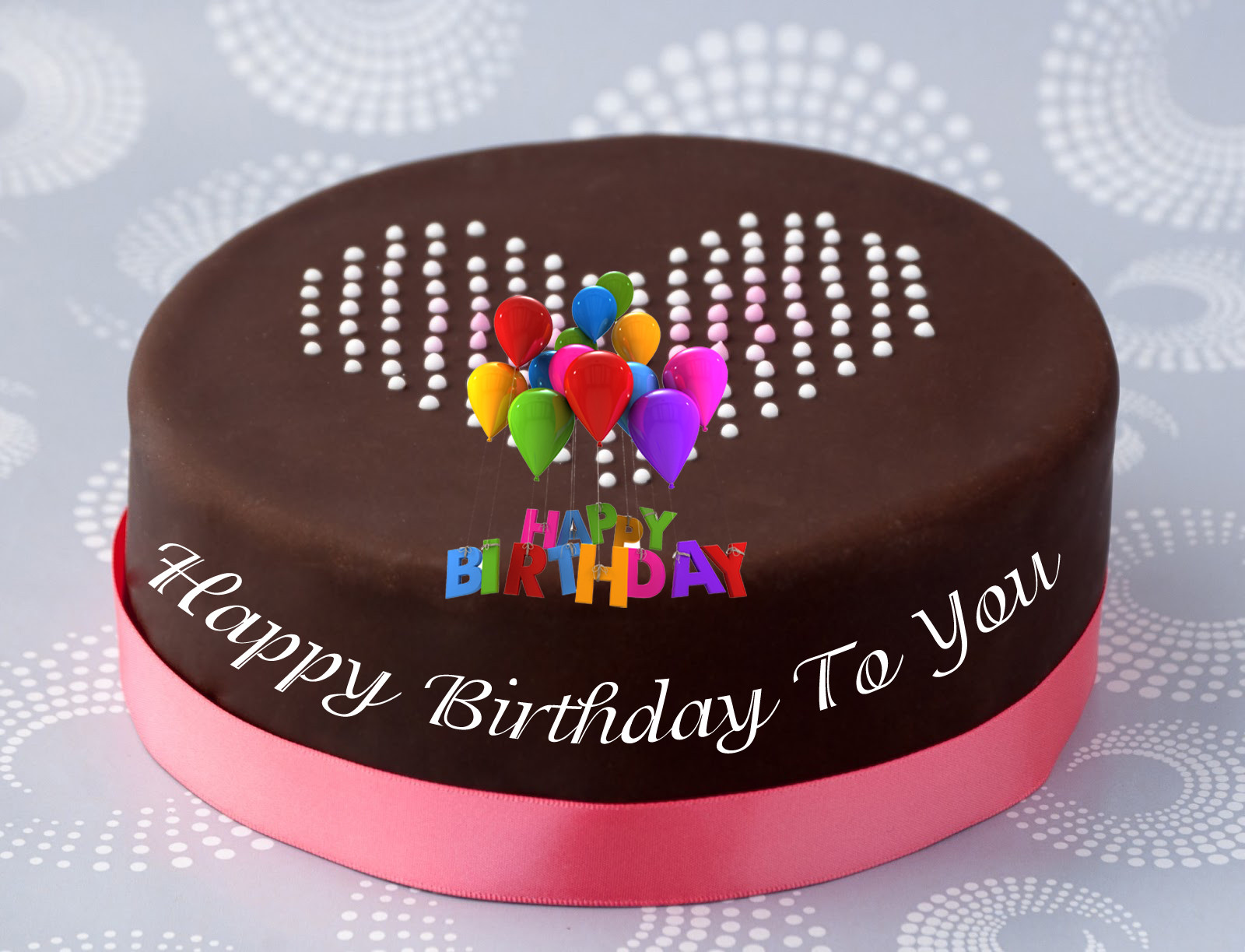 Best ideas about Happy Birthday Cake Pictures . Save or Pin birthday wishes Free Now.