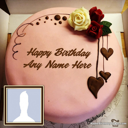 Best ideas about Happy Birthday Cake Pictures With Name . Save or Pin Create Happy Birthday Cake With Name and Now.