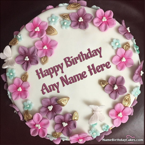 Best ideas about Happy Birthday Cake Pictures With Name . Save or Pin Happy Birthday Cake With Name on We Heart It Now.