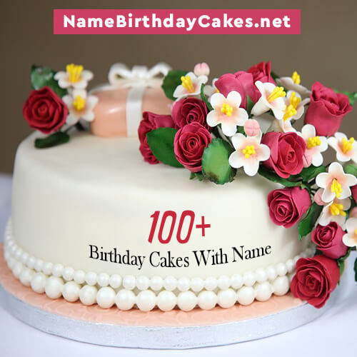 Best ideas about Happy Birthday Cake Pictures With Name . Save or Pin Name Birthday Cakes Write Name on Cake Now.