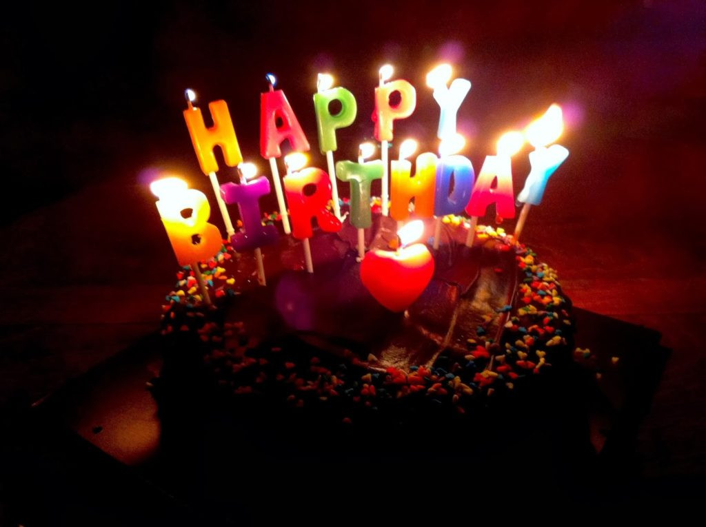 Best ideas about Happy Birthday Cake With Candles . Save or Pin Birthday Cake With Candles lot of birthday candles images Now.