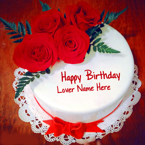 Best ideas about Happy Birthday Cake With Name Free Download . Save or Pin 271 Birthday Cake With Name For You Friends Now.