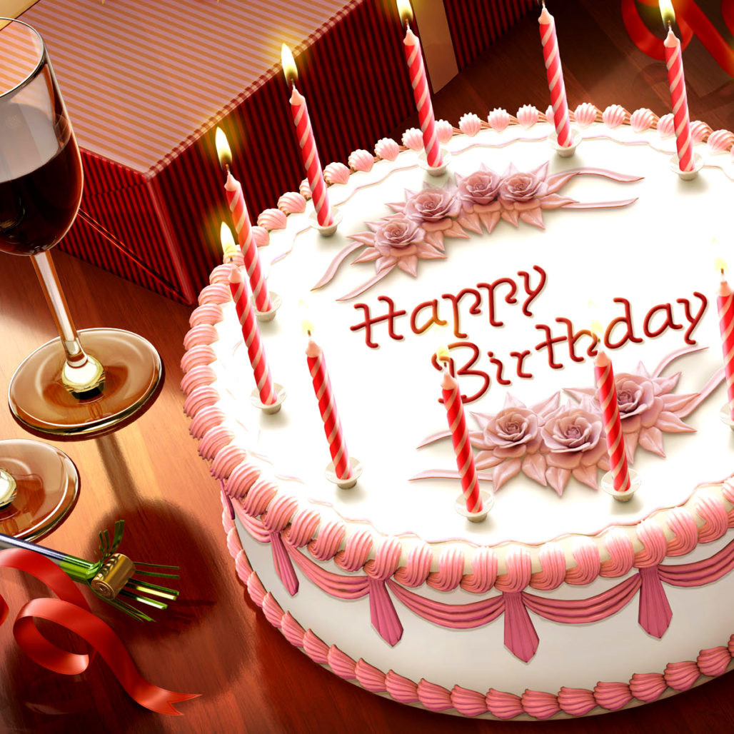Best ideas about Happy Birthday Cake With Name Free Download . Save or Pin Happy Birthday Gift Cake HD wallpaper Now.