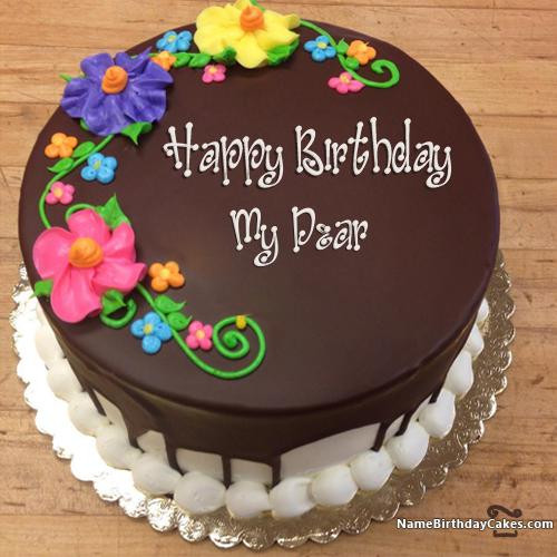 Best ideas about Happy Birthday Cake With Name Free Download . Save or Pin Latest Happy Birthday Cakes For Men Now.