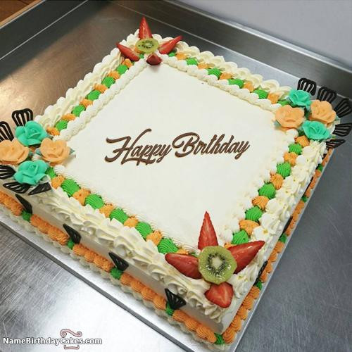 Best ideas about Happy Birthday Cake With Name Free Download . Save or Pin Free Happy Birthday Cake Now.
