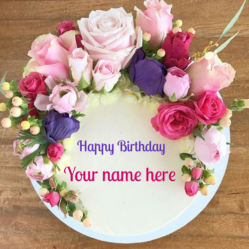 Best ideas about Happy Birthday Cake With Name Free Download . Save or Pin Print or Write Your Name on Greetings and Name Pics line Now.