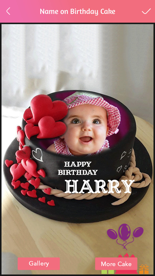 Best ideas about Happy Birthday Cake With Name Free Download . Save or Pin Name Birthday Cake for Android Free Now.